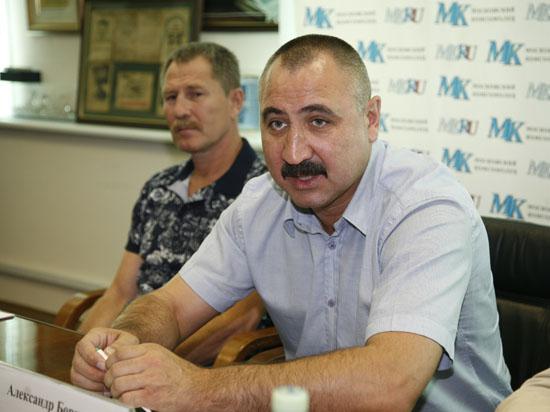 Александр Лебзяк: «У российских боксеров стержень должен быть. Они должны идти вперед и умирать!»