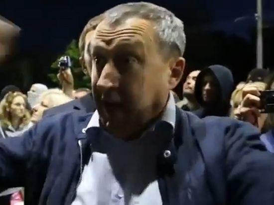 Глава МИД Украины нецензурно обругал Путина