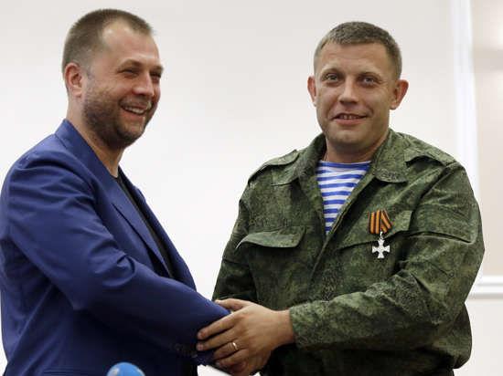 Совершено покушение на премьера ДНР Захарченко