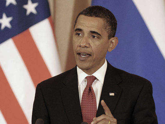 Обама уличил Россию в «темной тактике» на востоке Украины