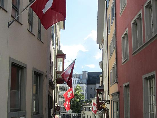 Швейцария ужесточила антироссийские санкции из-за Украины — чтобы РФ не обходила запреты Евросоюза