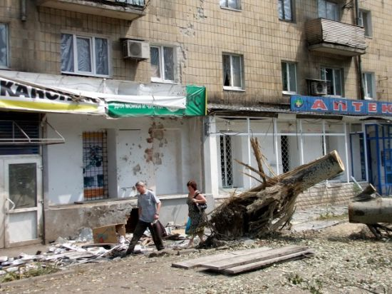 Миссия ОБСЕ: 21 ребенок и 1477 взрослых  убиты с марта в Донецкой области
