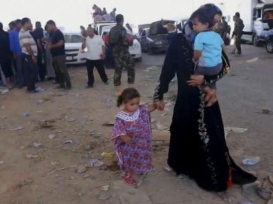Террористы идут на Багдад: пали еще два города, число жертв измеряется сотнями