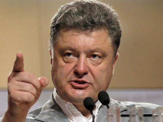 Порошенко обещает Украине несуществующий газ