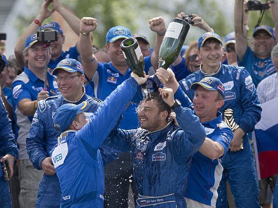 Российский пилот Айрат Мардеев— чемпион «Дакара-2015»