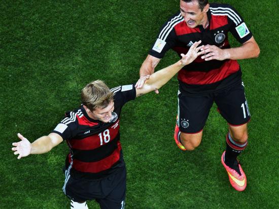 Все в порядке. Германия