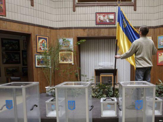 Выбирать президента Украины готова треть избирателей Донбасса