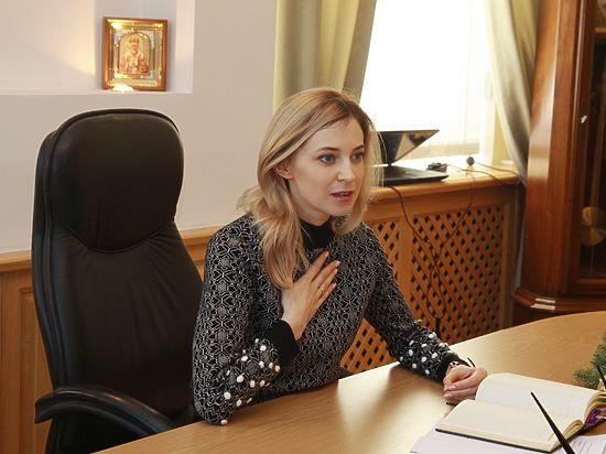 Наталья Поклонская: «Все что я делаю - делаю от души»