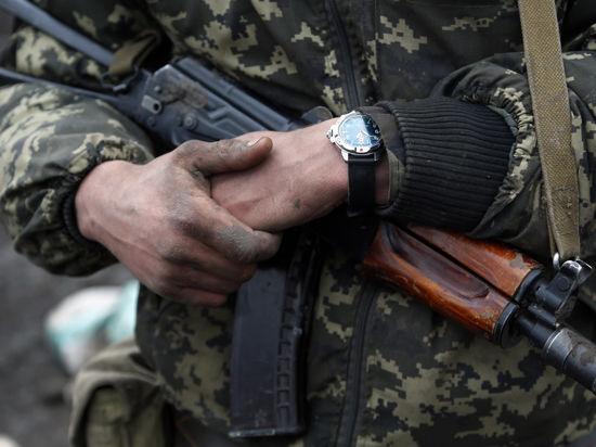 МИД РФ отрицает участие России в снабжении оружием украинских ополченцев