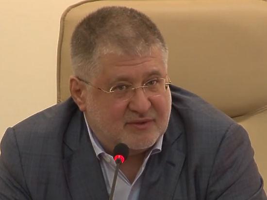 Коломойский признал Новороссию: Главы ЛНР и ДНР - это реальная власть