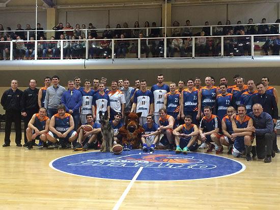 Челябинск увидел баскетбольное шоу