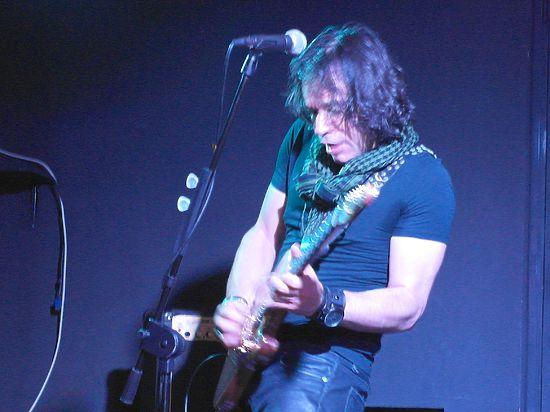 Послужной список «Колеса» пополнился концертом еще одной величины мировой рок-сцены