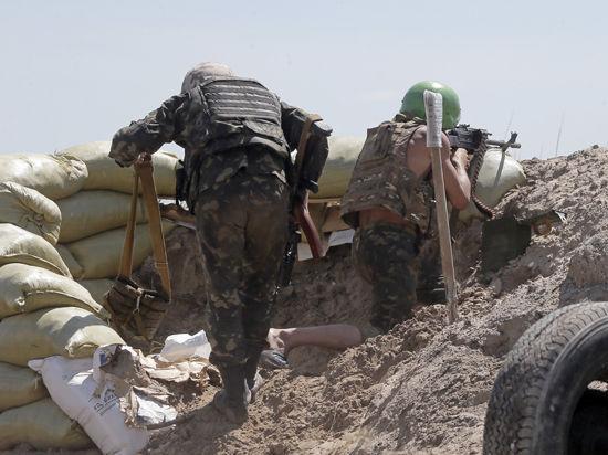Ополченцы сбили под Славянском вертолет МИ-8 украинских силовиков