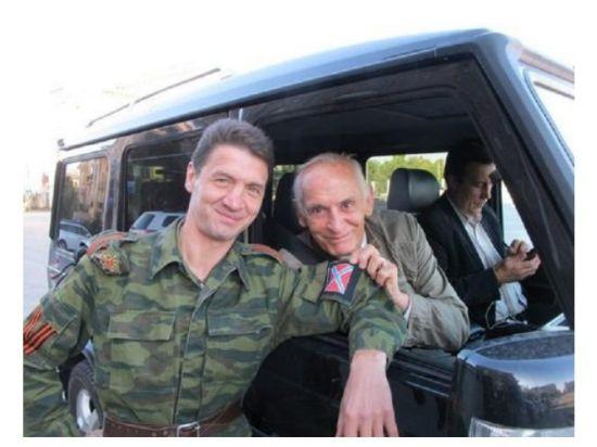 Василий Лановой: «Ложь, что я был в зоне боевых действий на Донбассе»