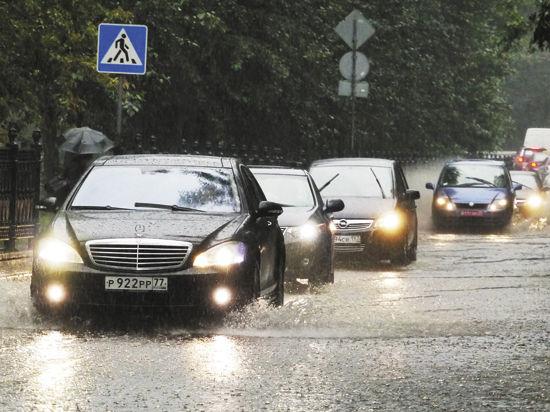 Где Москву затопит после очередного ливня, не берется сказать никто