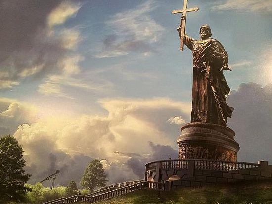 Монумент установят на Воробьевых горах уже в этом году