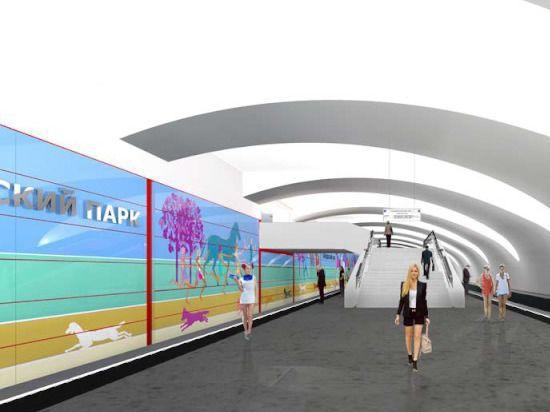 Запуск девяти новых станций метрополитена в Москве отражается на ценах на недвижимость