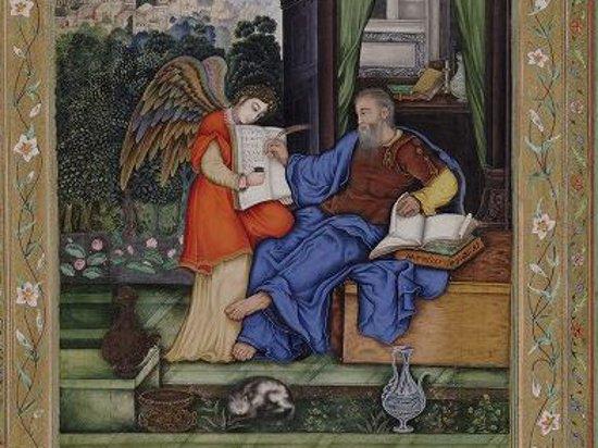 На дне Иссык-Куля ученые ищут мощи первого евангелиста Матфея