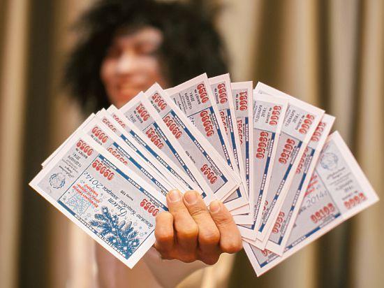 В любой стране, где есть лотерея, она полезна и эффективна, но не у нас