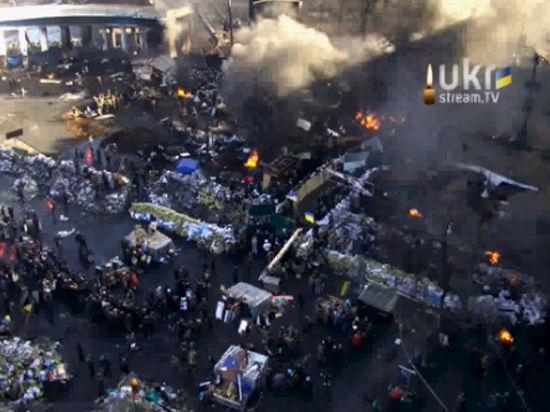 Раненые на Майдане бойцы «Беркута» до сих пор не допрошены, вещдоки заржавели в больнице