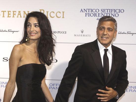 Джордж Клуни сыграет свадьбу в Венеции