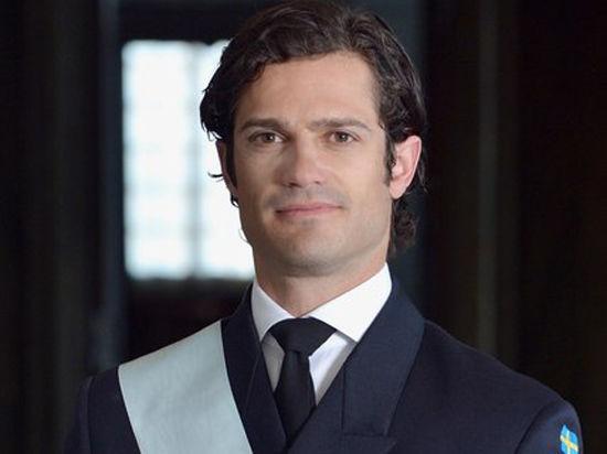 Шведский принц Карл Филипп и скандально известная модель назвали дату свадьбы