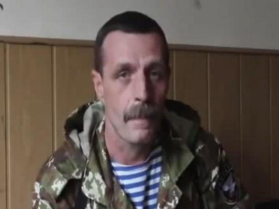 Донецкий командир Игорь Безлер подал в отставку