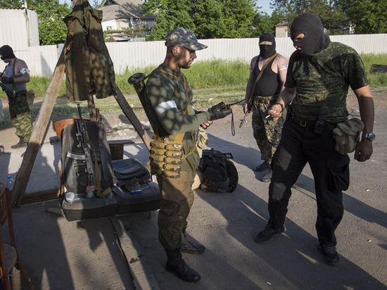 Парубий: Россия ведет на востоке Украины