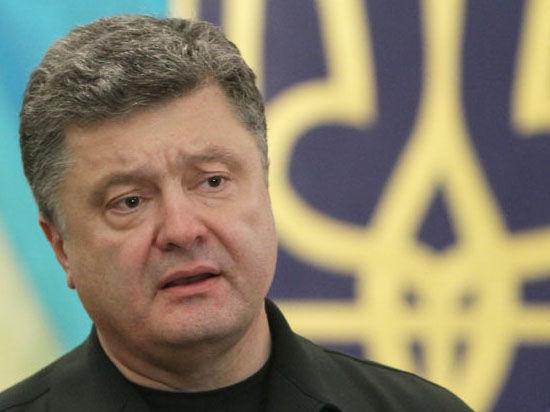 Порошенко предложил Раде одобрить евроинтеграцию, Россия думает над ответом