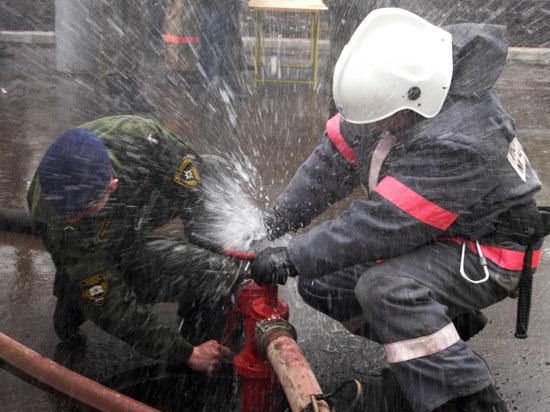 В Минобороны России появится особое подразделение военных спасателей