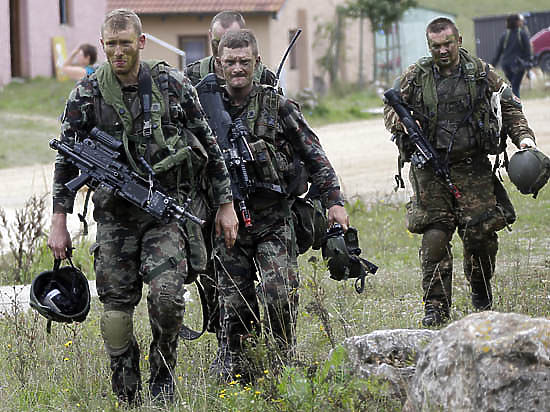 В Грузии скоро откроется учебный центр НАТО
