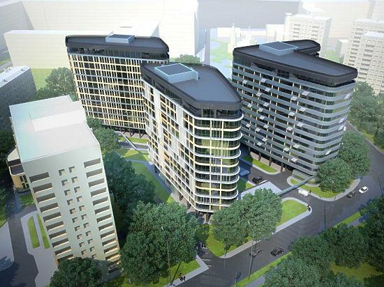 Проект необычного жилого квартала разработали столичные архитекторы