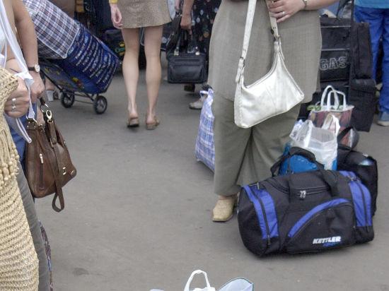 Пассажиров аэропорта