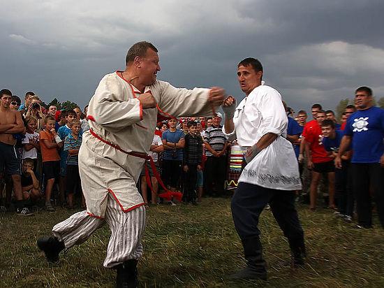 Русский кулачный бой может получить поддержку ЮНЕСКО