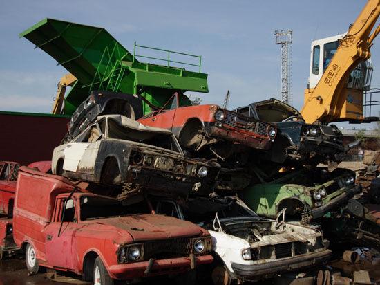 Утилизация старых авто за деньги автосалон в крылатском москва ниссан