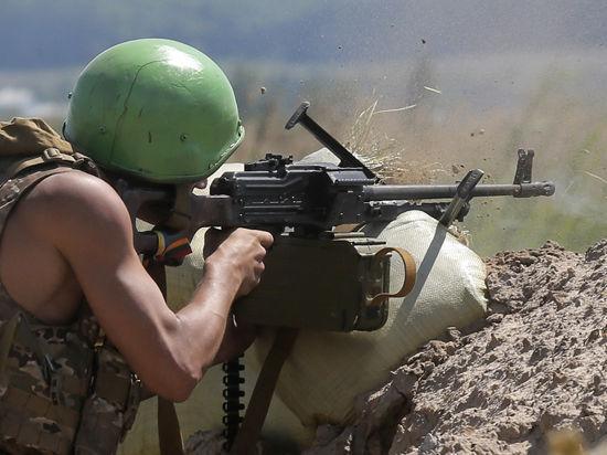 Украинские войска применяют «зажигалки» против мирных граждан