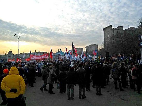 Медики провели в Москве шествие «За доступную медицину»