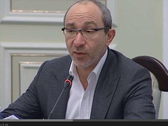 Выздоровевший мэр Харькова разозлил Авакова