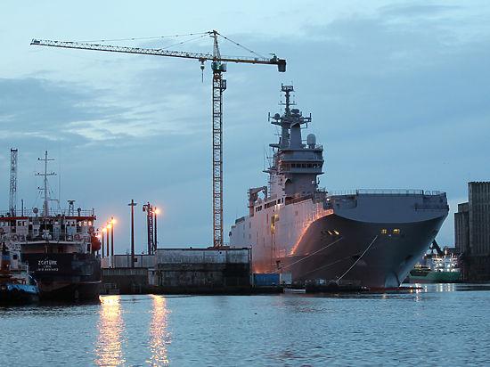 США компенсируют Франции отказ от поставки «Мистралей» в Россию