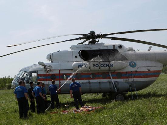 МЧС устроит Армагеддон в Подмосковье: землетрясение, разлив нефтепродуктов, пожары