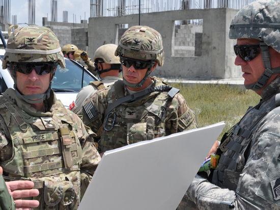 Глава ГРУ Генштаба: США останутся в Афганистане до 2024 года
