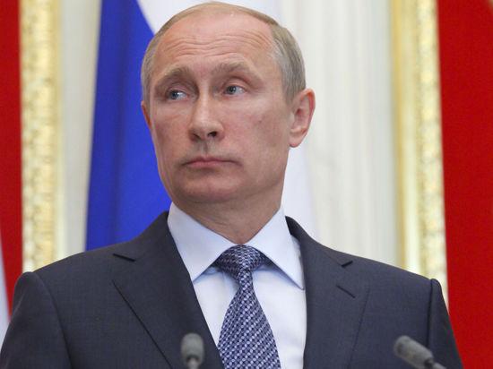 Путин не поздравил украинских и грузинских лидеров с Днем Победы