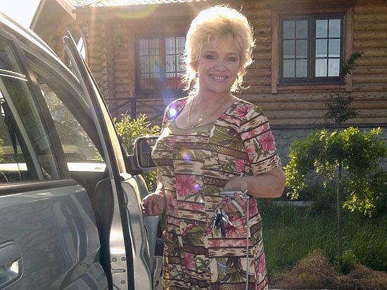 На певицу Екатерину Шаврину подают в суд из-за ДТП