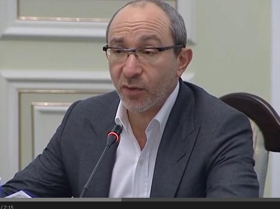 Из-под домашнего ареста - на повышение: Кернес вернулся в Харьков