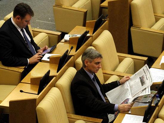 Депутаты хотят запретить владеть СМИ «иностранным элементам»