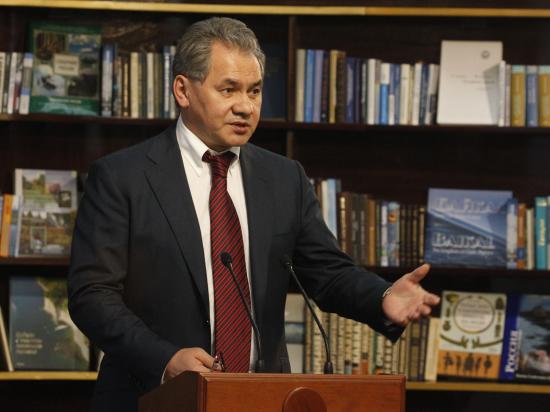 Шойгу не нравится военная активность НАТО и США на границе с Россией