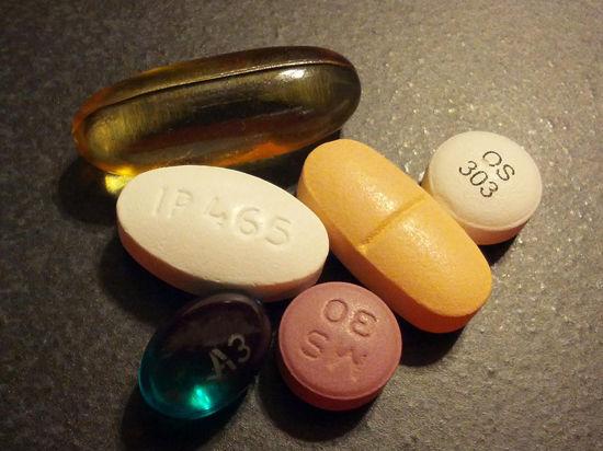 Россия может ввести ограничения на поставки импортных лекарств