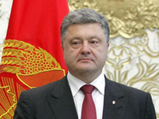 Порошенко разрешает говорить на Донбассе по-русски