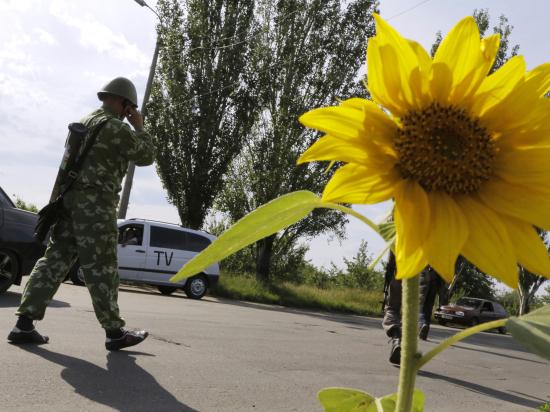 Более трети россиян выступили за вмешательство России в конфликт на Украине