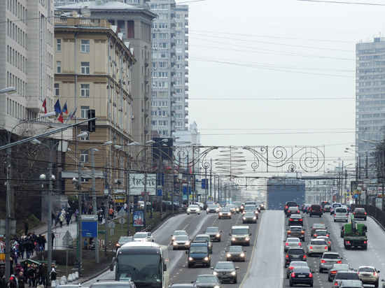 Москва позеленеет во время празднования дня эколога